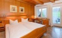 Familienzimmer, Kategorie Standard in Stoll's Hotel Alpine in Schönau am Königssee / Berchtesgaden