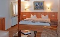 FamilienziFamilienzimmer, Kategorie Standard in Stoll's Hotel Alpine in Schönau am Königssee / Berchtesgadenmmer Standard