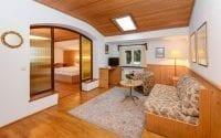 Großes Appartement in Stoll's Hotel Alpina in Schönau am Königssee / Berchtesgaden