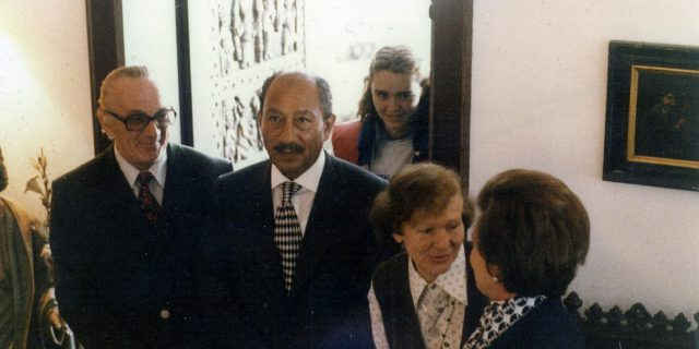Geschichten aus dem Stoll's Hotel Alpine, Schönau am Königssee / Berchtesgaden – Anwar Sadat – Der Schuh drückt.