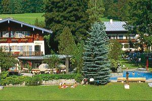 Hotel mit Bergblick im Berchtesgadener Land – Stoll's Hotel Alpina in Berchtesgaden / Schönau am Königssee