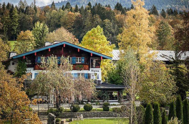 Stoll's Hotel Alpina im Herbst – Herbsturlaub in Schönau am Königssee / Berchtesgaden