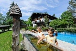 Stoll's Hotel Alpina – Ein Hotel für Kinder in Berchtesgaden / Schönau am Königssee