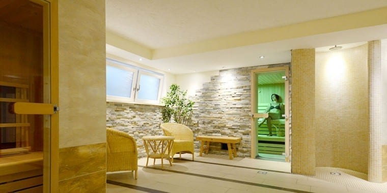 Wellness in Stoll's Hotel Alpina in Berchtesgaden / Schönau am Königssee – Wellnerurlaub in Bayern