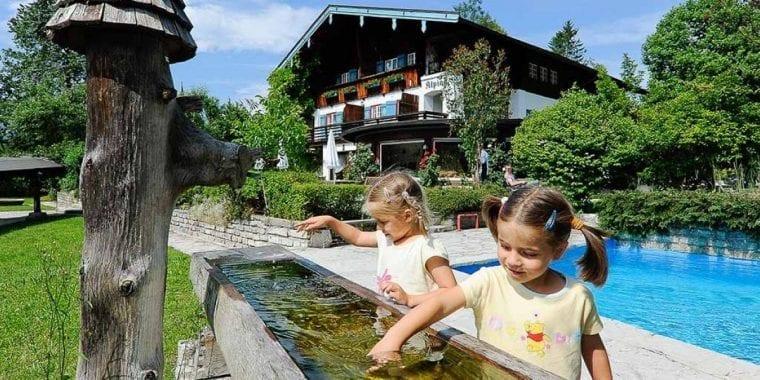 Sommerurlaub in Schönau am Königssee – Stoll's Hotel Alpina in Berchtesgaden