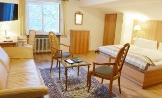 Familienzimmer, Kategorie Standard in Stoll's Hotel Alpina in Schönau am Königssee / Berchtesgaden