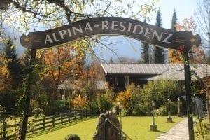 Die Residenz des Stoll's Hotel Alpina in Berchtesgaden / Schönau am Königssee