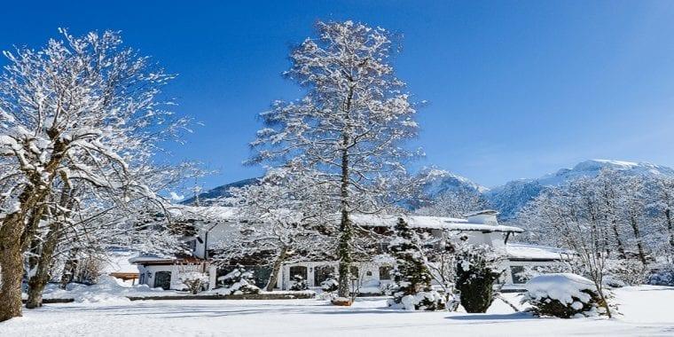Winterurlaub und Silvester in Stoll's Hotel Alpina in Schönau am Königssee / Berchtesgaden